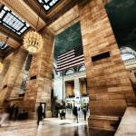 """NYC Grand Central Terminal / Station Interior"" by New-Yorkled"