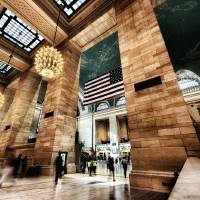 NYC Grand Central Terminal / Station Interior Art Prints & Posters by New Yorkled