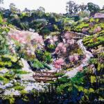 """""""Japanese Friendship Garden Balboa Park"""" by BeaconArtWorksCorporation"""