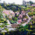 """Japanese Friendship Garden Balboa Park"" by BeaconArtWorksCorporation"
