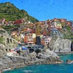 """Cinque Terre Itl3403"" by rdwittle"