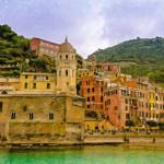 """Cinque Terre Itl3323"" by rdwittle"