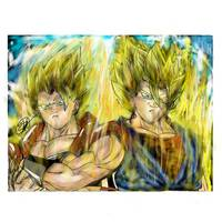 Gogeta and Vegeto