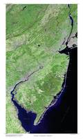 State of New Jersey (with text) image map