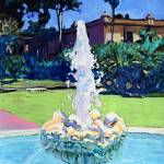 """Laughing Fountain Balboa Park San Diego"" by RDRiccoboni"