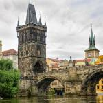 """Charles Bridge - Prague"" by FranklinThompson"