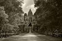 Entrance to Ta Prohm