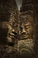 Face 4 of Ankor Thorn Bayon
