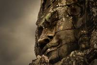 Face 1 of Ankor Thorn Bayon