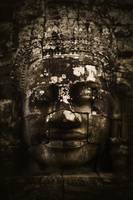 Face 5 of Ankor Thorn Bayon