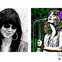 Linda Ronstadt Art Prints & Posters by Dave Gafford