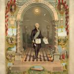 """mason george washington as freemason_p-SM"" by worldwidearchive"