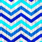 """Blue Chevron"" by izmetsdream"