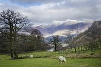 Spring Snow on the Fells
