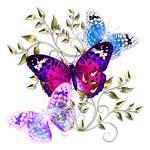 """""""Papillons"""" by izmetsdream"""