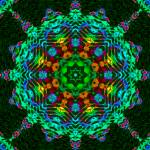 """Water-Garden Mandala"" by richardhjones"