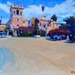 """House of Hospitality Balboa Park San Diego"" by BeaconArtWorksCorporation"