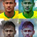 """Neymar four"" by bogfl"