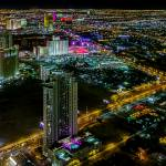 """Above The Vegas Glow"" by Lorraine_Sommer"