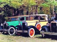 Colorful Model A's