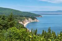 Cape Breton Highlands. Nova Scotia
