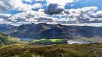 Red Pike High Stile And Bleaberry Tarn