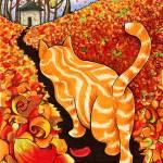 """Simba Comes Home"" by OffLeashArt"