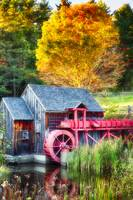 Little Red Grist Mill