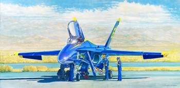 Blue Angel Maintenance
