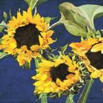 """""""Sunflower Trio"""" by studiobythesound"""