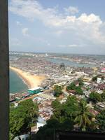 Bird's eye view of LIberia