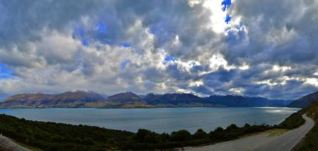 Views of Lake Wanaka
