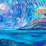"""coast imagery"" by danielscharf"