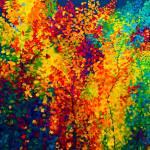 """""""Joseph Coat Trees"""" by EloiseArt"""