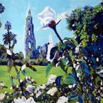 """Rose Garden Balboa Park San Diego"" by RDRiccoboni"
