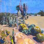"""Balboa Park Desert Garden San Diego"" by BeaconArtWorksCorporation"