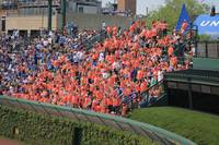 The 7 Line Army at Wrigley Field