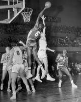Bill Russell Scores At USF