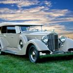 """1934 Packard Dual-Cowl Phaeton"" by FatKatPhotography"