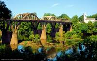 Bridge Over the Coosa