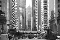 Chicago Lasalle street