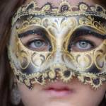 """Girl with a Mask"" by SederquistPhotography"