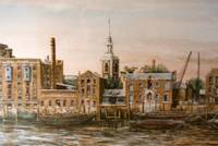 St Mary's Church, Rotherhithe, London