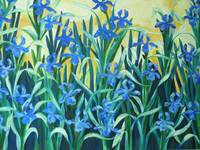 Tangle of Irises, Part I
