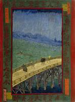 Van Gogh,Bridge in the rain