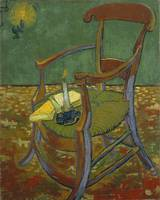 Van Gogh, Gauguin's chair