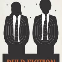 Pulp Fiction Art Prints & Posters by Matt Owen