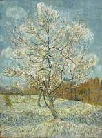 Van Gogh, The pink peach tree