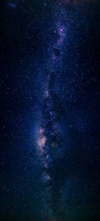 Milky Way - Wide Angle