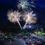 """Perkasie Community Day Fireworks"" by christiancarollo"
